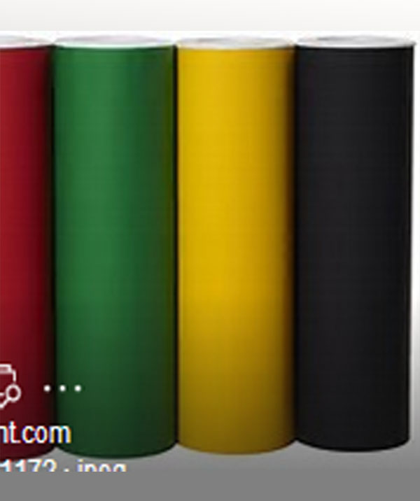 Color Pre-coating Film